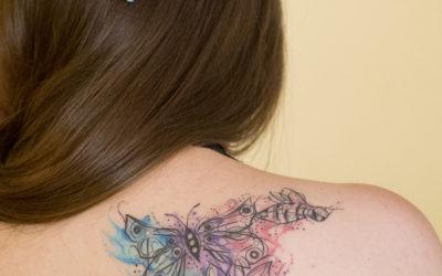 Art Ink – 5 – Orion's Metamorphosis – The Story Behind my Tattoo